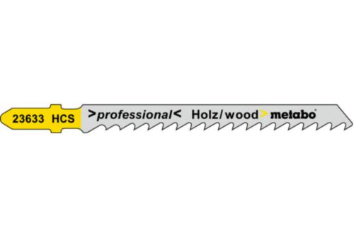 Metabo Laubsägemesser HCS 4MM