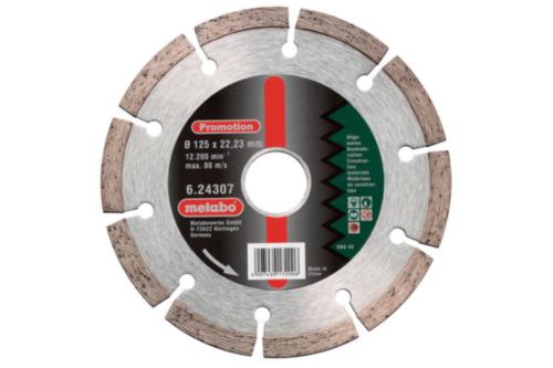Metabo Diamond cutting disc 150X22,23MM