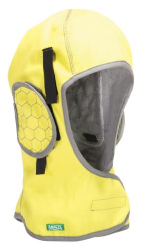 MSA Hard hat liner V-Gard Select liner Yellow 10118424