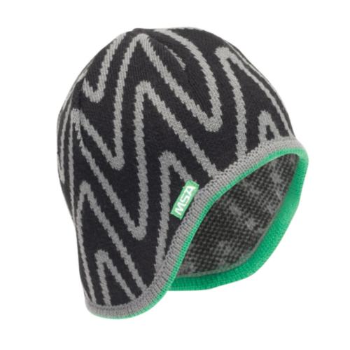 MSA Knitted cap V-Gard Black/Grey 10118417
