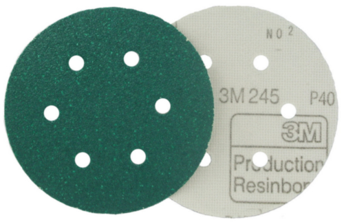 3M Abrasive disc 245 150MM P060