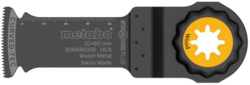 Metabo Plunge cut saw blade 32X60MM