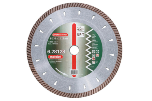 Metabo Disco diamante 230X22,23MM UP-T