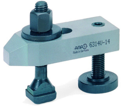 6314V-20XM20-2 PLAIN CLAMP WITH