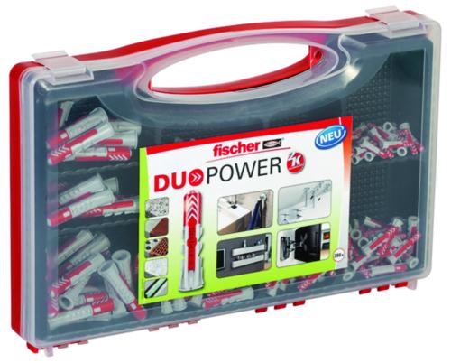 FISCHER Assortment box wall plugs Plastic