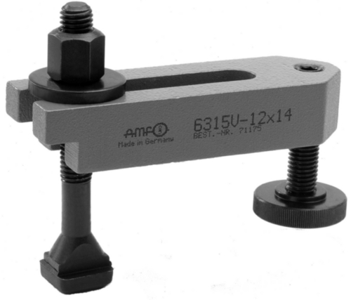 6315V-18 PLAIN CLAMP W\ADJUSTING