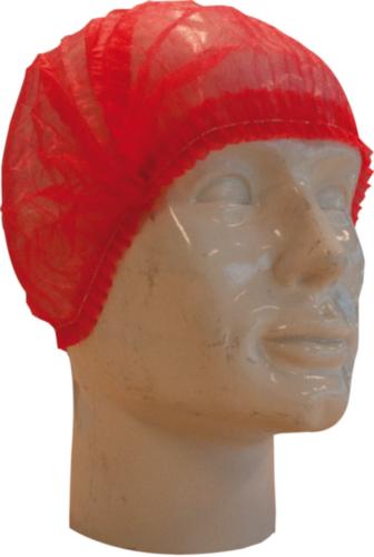 Haarnetjes Wokkel Rood Rood