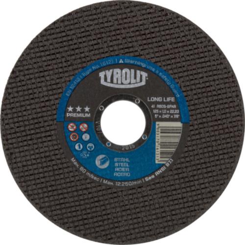 Tyrolit Cutting wheel 125X2,0X22,23