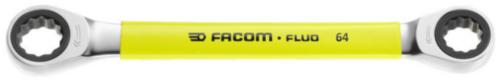 Facom Clés à cliquet 3/8X7/16