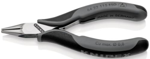 Knipex Pinces coupantes en bout 64 22 115 ESD
