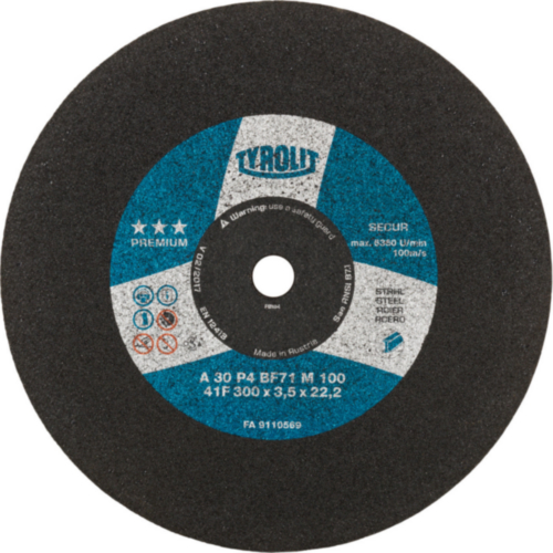 Tyrolit Cutting wheel 300X3,5X25,4