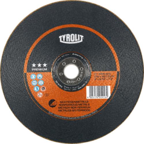 Tyrolit Grinding disc 125X7,0X22,23