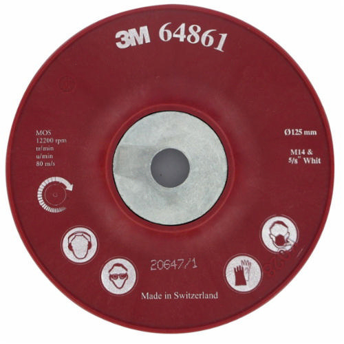 3M Support disc 125X14MM
