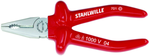 STAH ENGINEER'S PLIERS 6501 TYPE 7 180MM
