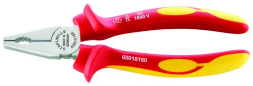 STAH ENGINEER'S PLIERS 6501   TYPE 8 160
