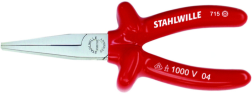 STAH FLAT NOSE PLIERS 6508  TYPE 7 160MM