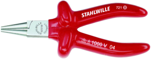 STAH ROUND NOSE PLIERS 6523 TYPE 7 160MM
