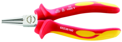 STAH ROUND NOSE PLIERS 6523   TYPE 8 160
