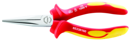 STAH ROUND NOSE PLIERS 6533   TYPE 8 160