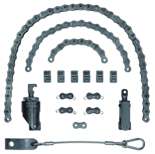 6540-12 CHAIN CLAMPING SET