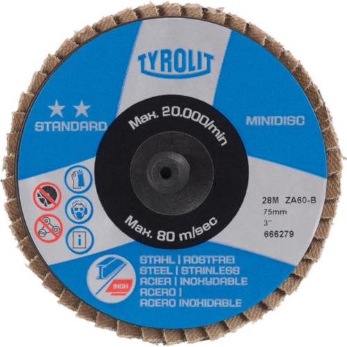 Tyrolit Deburring disc 50 K60