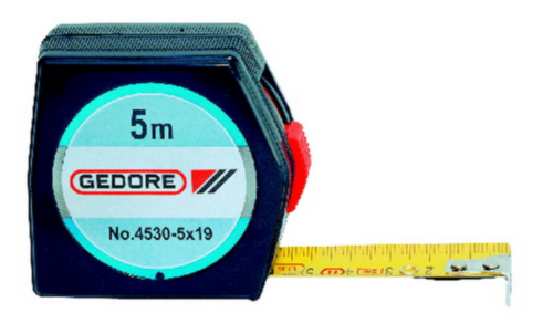 GED STEEL TAPE MEASURE 5 M