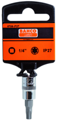 BAHC TORX PLUS BIT DRIVER 1/4 6709-IP27