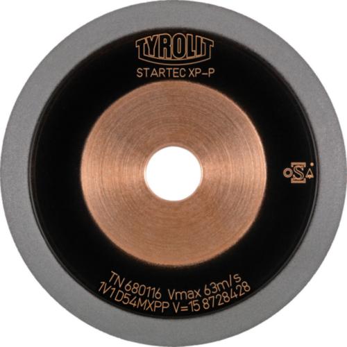 Tyrolit Diamond cutting disc 125X12X20