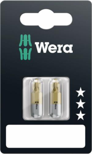Wera Bity 851/1 TiN Set SB PH1/PH2/PH3