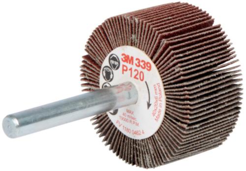 3M Flap brush 339SM 40X20X6MM PEG