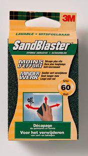 3M Sanding block 9,5X6,6X2,5CM