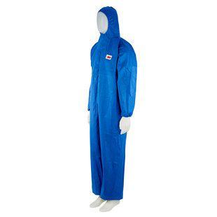 3M Eldobható munkaruha Coverall 4515 Kék L