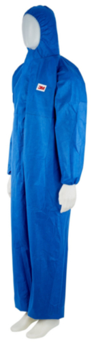 3M Coverall 4515|| Food Industry 4515 B-4XL Albastru 4XL