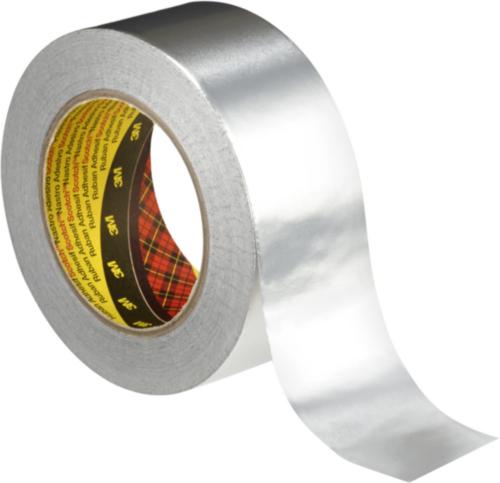3M 1436 Aluminium tape Argent 50MMX50M