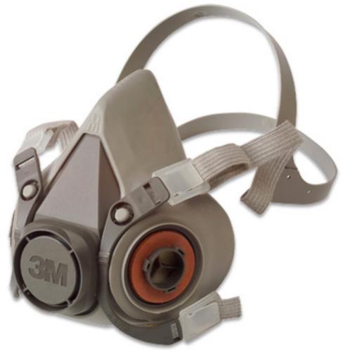 3M Halfgelaatsmasker Half Mask 6000 Series KLEIN 6100