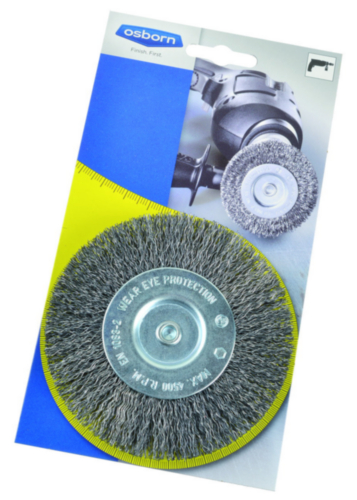 Osborn Wheel brush 600521 100X22X12MM