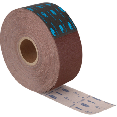 Tyrolit Sanding paper roll 50X25M K40
