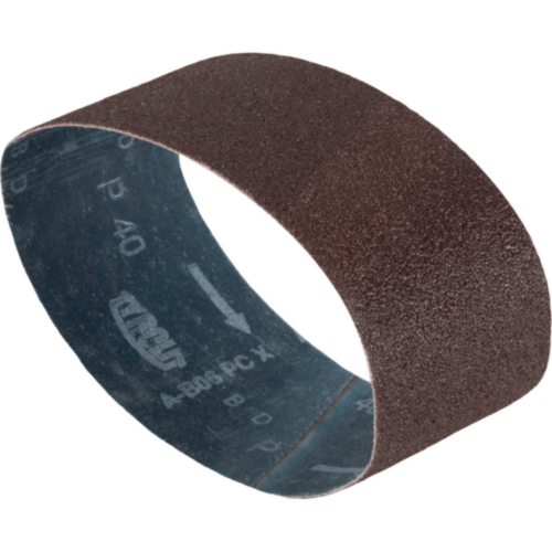 Tyrolit Sanding belt 75X457 K100
