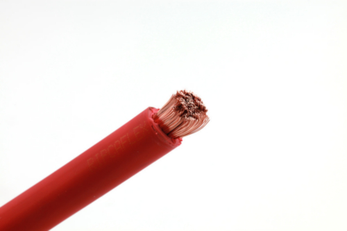 RIPC-25M-70FLEXRED BATTERY CABLE