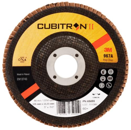 3M Cubitron II Lamellás korong 60+ 125MM
