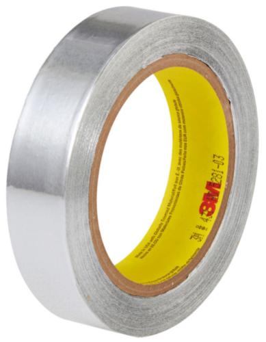 3M 431 Aluminium tape Argent 25MMX55M