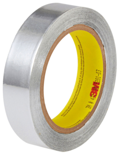 3M 431 Aluminium tape Argent 50MMX55M