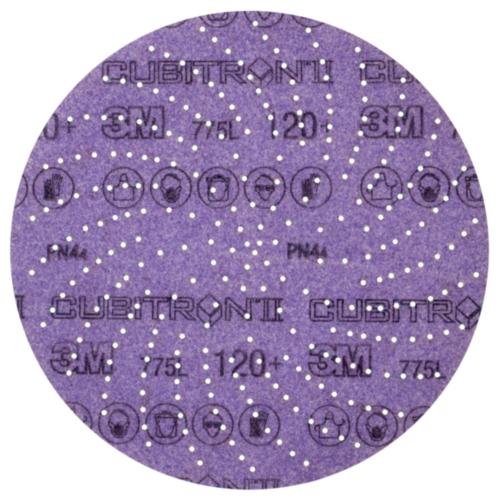 3M Abrasive disc 775L 150MM 120+