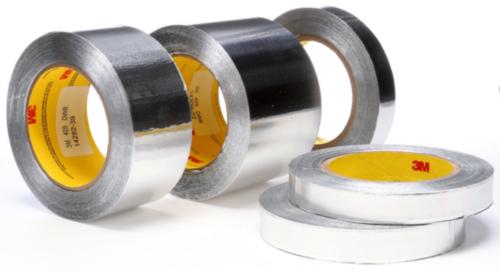 3M 425 Aluminium tape Argent 38MMX55M