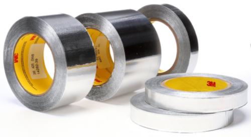 3M 425 Aluminium tape Argent 25MMX55M
