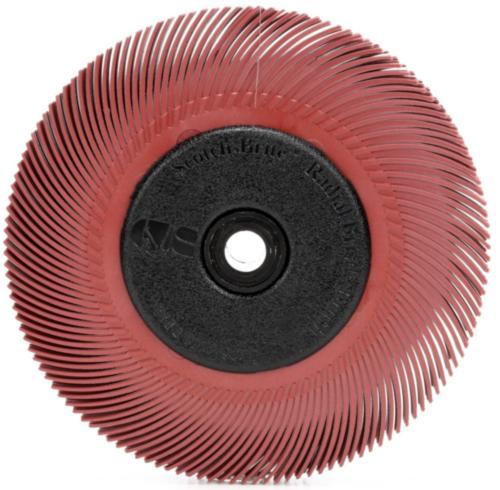 3M Radial bristle brush 152X12,7X25,4MM
