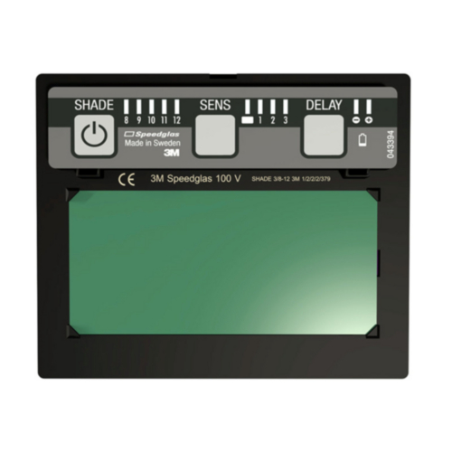 3M Welding filter Speedglas 100 75 00 20 44X93MM