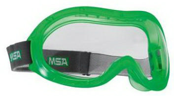 MSA Safety goggles Clear