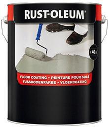 Rust-Oleum 7110 Floor coating 5000 Transparent