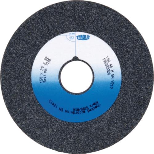 Tyrolit Grinding wheel 7205 150X20X32 K46N5